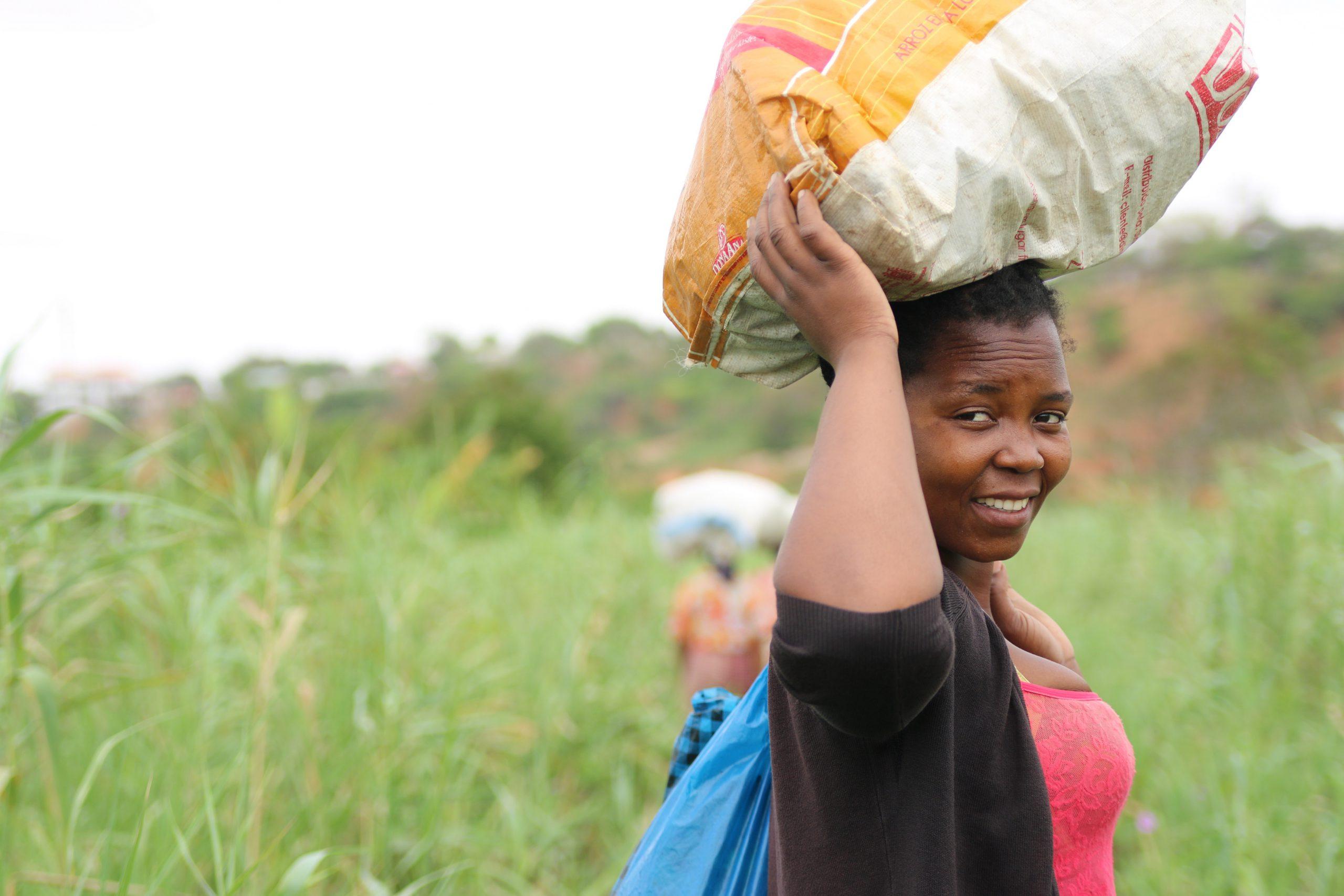 Melhoramento das condições de vida das pessoas afectadas pelo ciclone IDAI